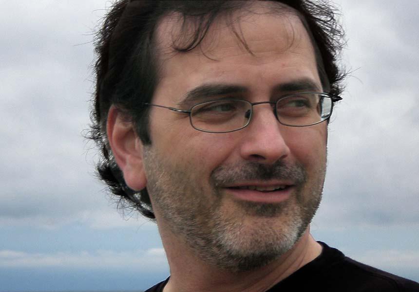 Composer Jonathan David